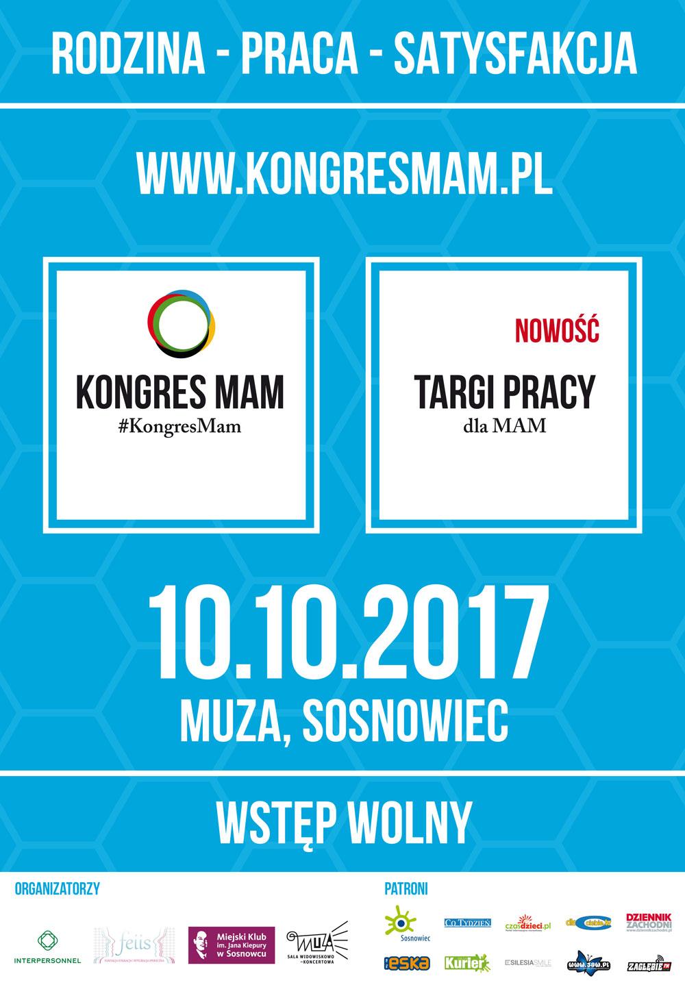 Plakat_Kongres Mam
